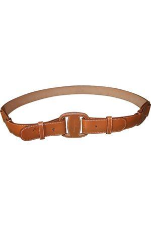 Salvatore Ferragamo Leather Belts