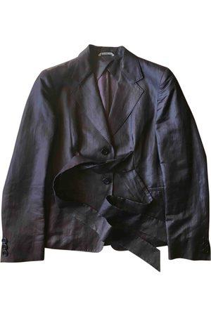 Max Mara Linen Jackets
