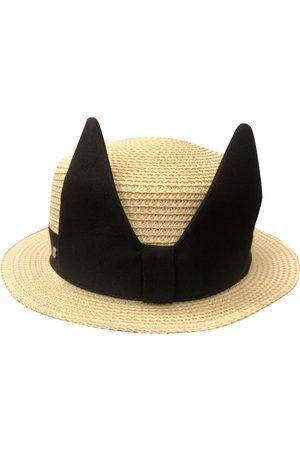 Karl Lagerfeld Wicker Hats