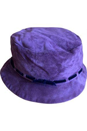 Miu Miu Leather Hats