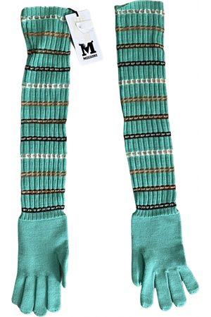 M Missoni Wool Gloves