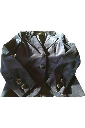 Rocco Barocco Velvet suit jacket
