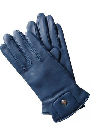 Longchamp Leather Gloves