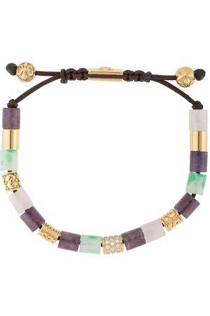 Nialaya Evil eye beaded bracelet - Multicolour
