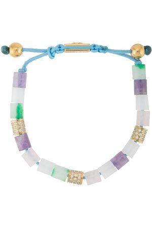 Nialaya Beaded detail bracelet - Multicolour