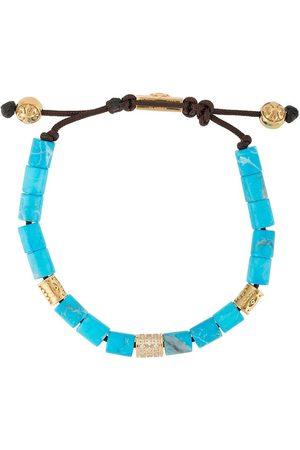 Nialaya Evil eye beaded bracelet