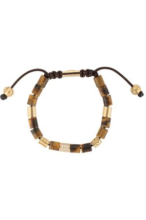 Nialaya Beaded detail bracelet