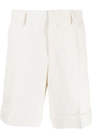 Casablanca Piped Bermuda shorts