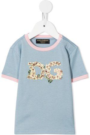 Dolce & Gabbana T-shirts - DG logo-print T-shirt