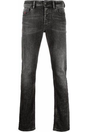 Diesel Sleenker distressed-effect skinny jeans - Grey