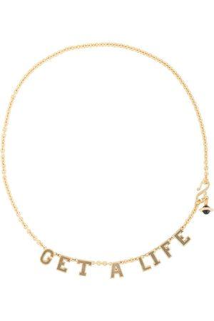 Vivienne Westwood Men Necklaces - MAN Get A Life necklace