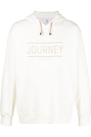 Brunello Cucinelli Journey cotton hoodie