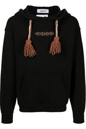 ADISH Men Hoodies - Tassel-trim hoodie