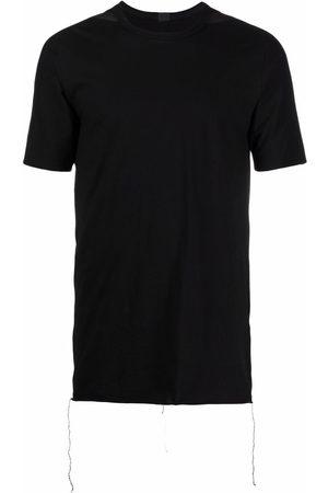 ISAAC SELLAM EXPERIENCE Men T-shirts - Contrast-trim T-shirt
