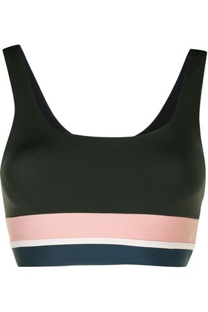 The Upside Himalaya Nadya compression bra - Multicolour