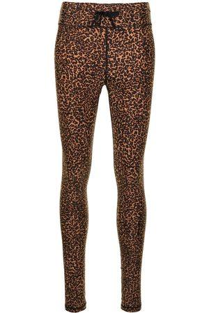 The Upside Leopard-print yoga pants