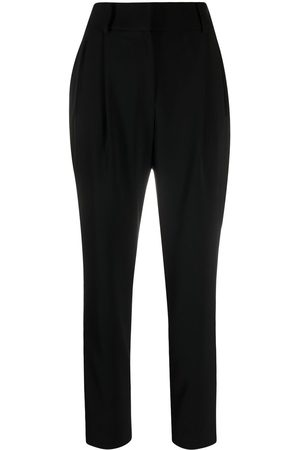 Moschino Women Formal Pants - Slim-fit tailored trousers