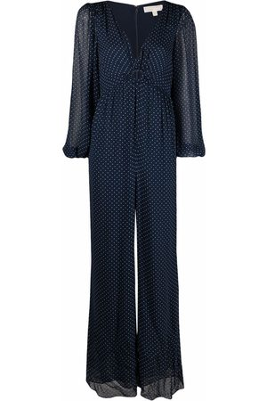 Michael Kors Polka dot-print jumpsuit