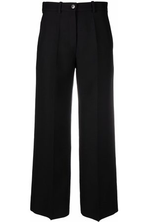 VALENTINO Tailored wide-leg trousers