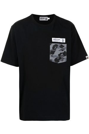 A Bathing Ape Men Short Sleeve - Pocket-detail short-sleeved T-shirt