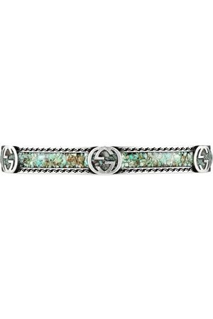 Gucci Bracelets - Interlocking G sterling bracelet