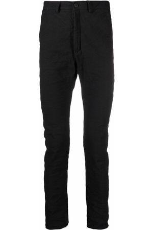 POÈME BOHÉMIEN Men Skinny Pants - High-waisted skinny-fit trousers