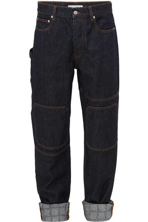 JW Anderson Turn-up cuff jeans
