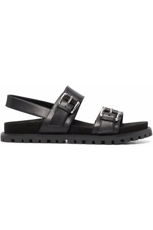 Michael Kors Judd double-buckle sandals