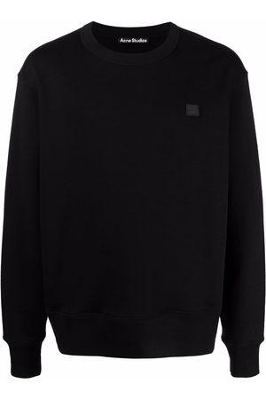 Acne Studios Long sleeves - Crewneck long-sleeve sweatshirt