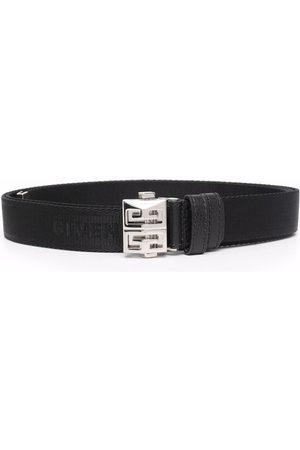 Givenchy Men Belts - Branded 4G buckle belt
