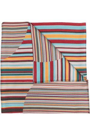 Paul Smith Men Scarves - Stripe-print scarf