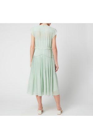 Coach Women's Sleeveless Uptown Dress