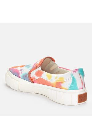Good News Men Flat Shoes - Men's Ombre Yess Slip-On Trainers