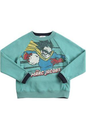 Marc Jacobs Printed Cotton Sweatshirt