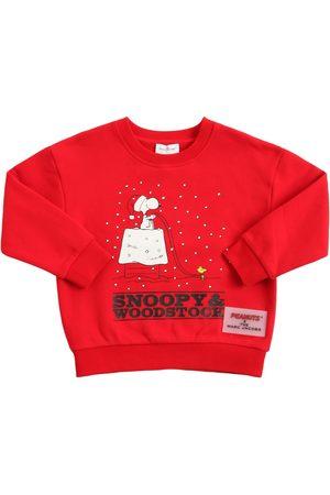 Marc Jacobs Boys Sweatshirts - Printed Cotton Sweatshirt
