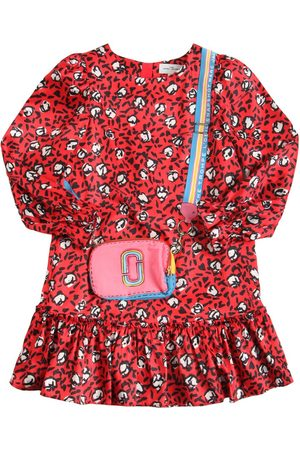 Marc Jacobs Girls Printed Dresses - All Over Print Dress