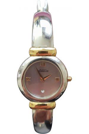 Michel Herbelin Steel Watches