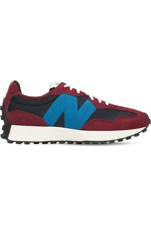 New Balance Women Sneakers - 327 Suede & Mesh Sneakers