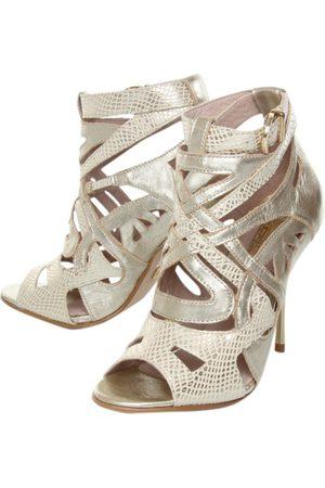 Biba Leather Sandals
