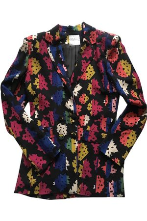 EMMANUELLE KHANH Silk Coats
