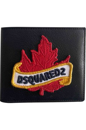 Dsquared2 Leather Small Bags\, Wallets & Cases
