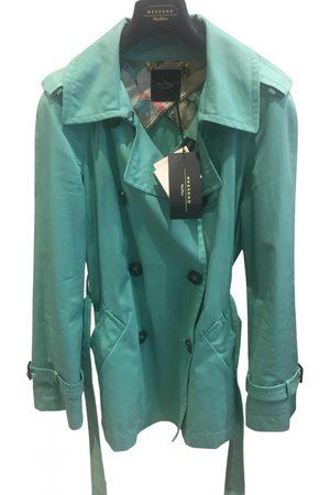 Max Mara Cotton Trench Coats