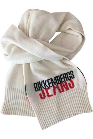 DIRK BIKKEMBERGS Wool scarf & pocket square