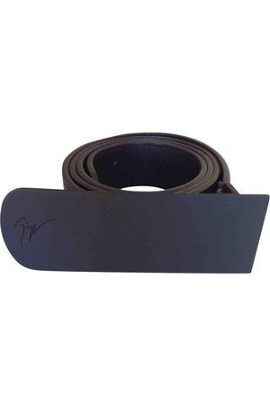 Giuseppe Zanotti Leather Belts