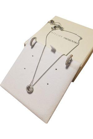 Swarovski Gold plated Jewellery Sets