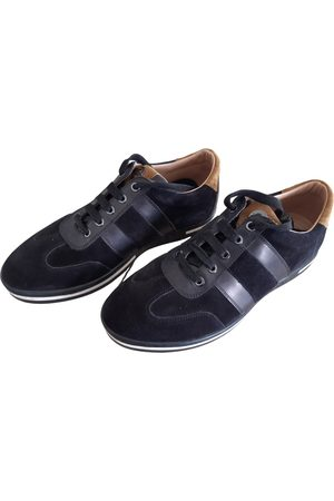 Longchamp Suede Trainers