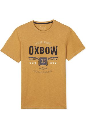 Oxbow Tustom Short Sleeve T-shirt XXXL Coffee