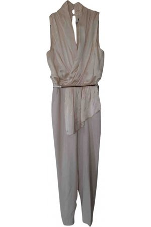 Elisabetta Franchi Silk Jumpsuits
