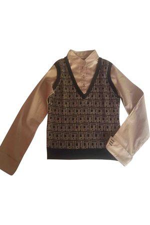 PEDRO DEL HIERRO Wool shirt