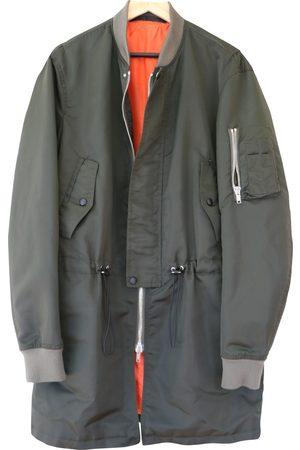 KRIS VAN ASSCHE Synthetic Jackets